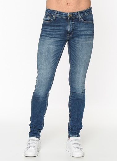 Jack & Jones Jean Pantolon | Liam - Super Skinny Mavi